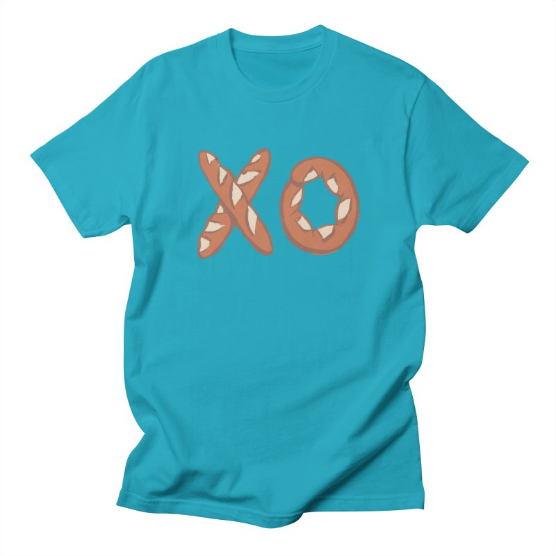 XO Men's Regular T-Shirt by Matt MacFarland
