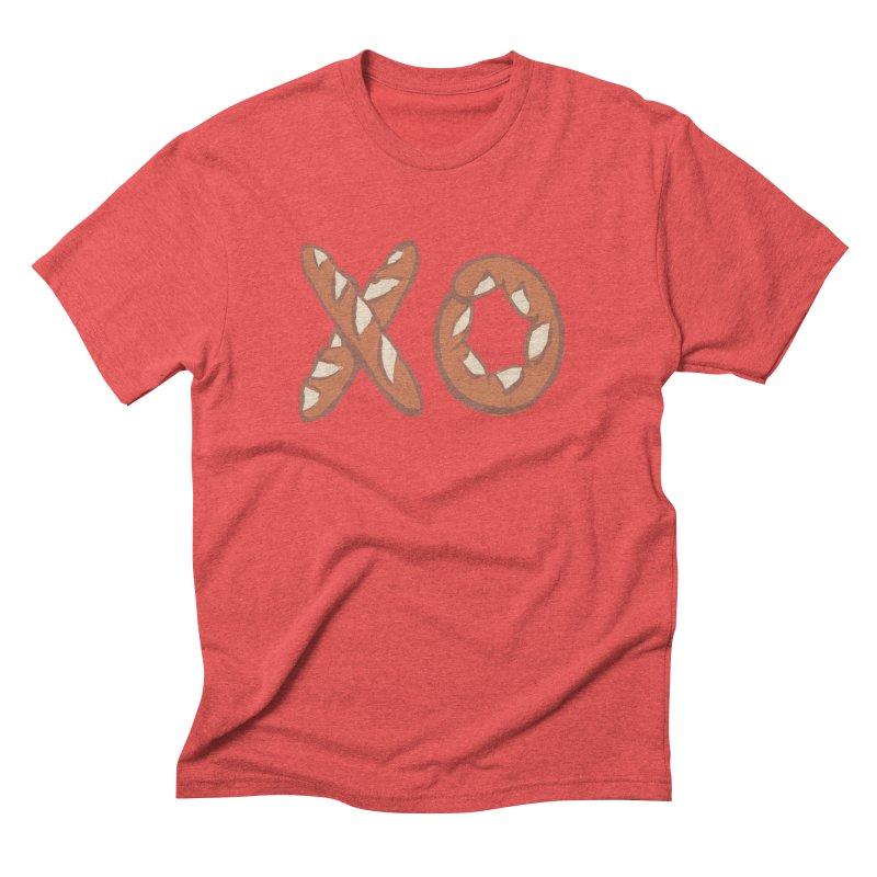XO Men's Triblend T-Shirt by mattiemac's Artist Shop