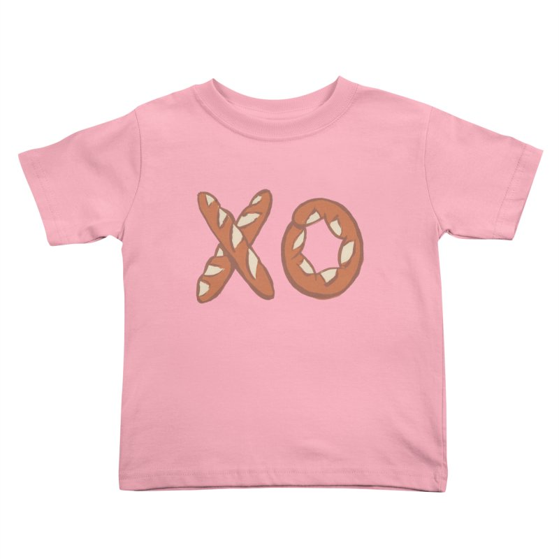 XO Kids Toddler T-Shirt by Matt MacFarland