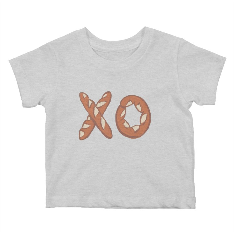 XO Kids Baby T-Shirt by Matt MacFarland