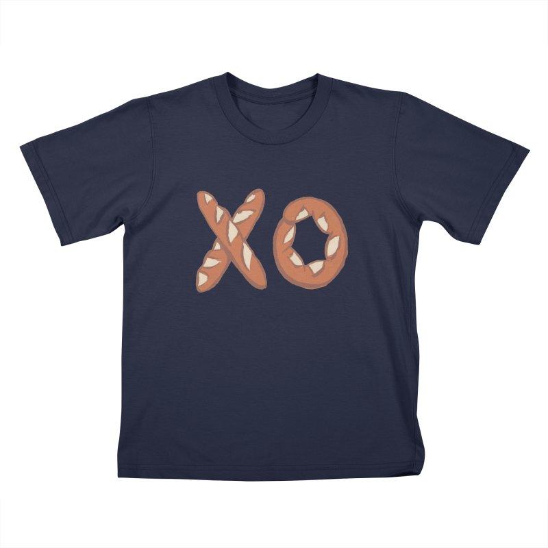 XO Kids T-Shirt by Matt MacFarland
