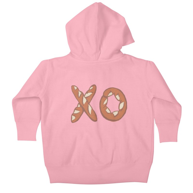XO Kids Baby Zip-Up Hoody by Matt MacFarland