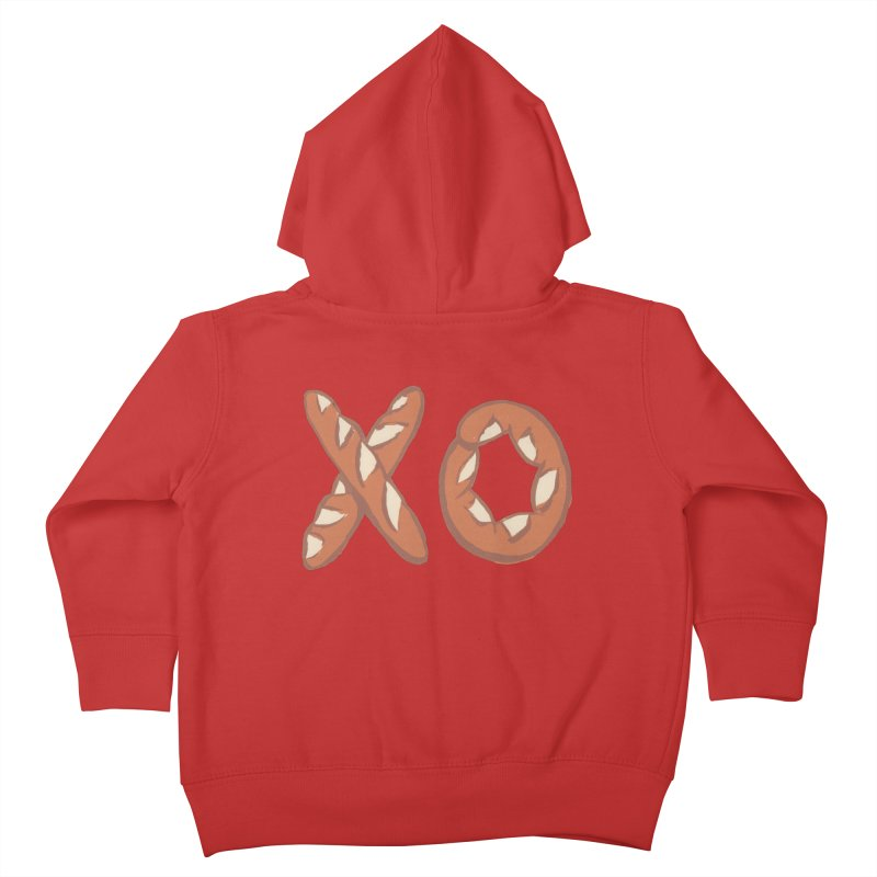 XO Kids Toddler Zip-Up Hoody by Matt MacFarland