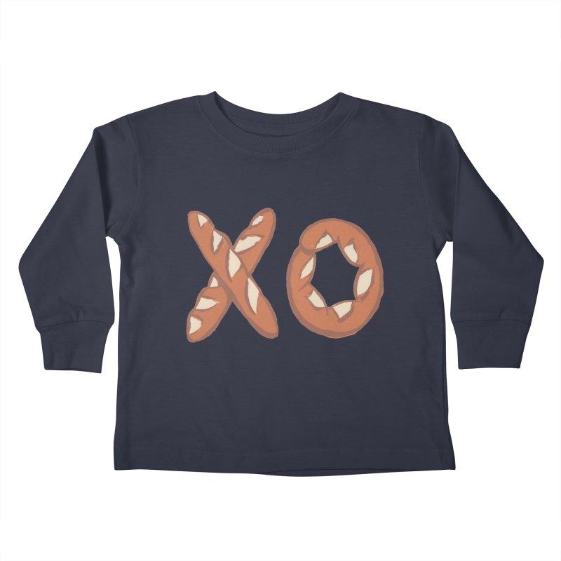 XO Kids Toddler Longsleeve T-Shirt by Matt MacFarland