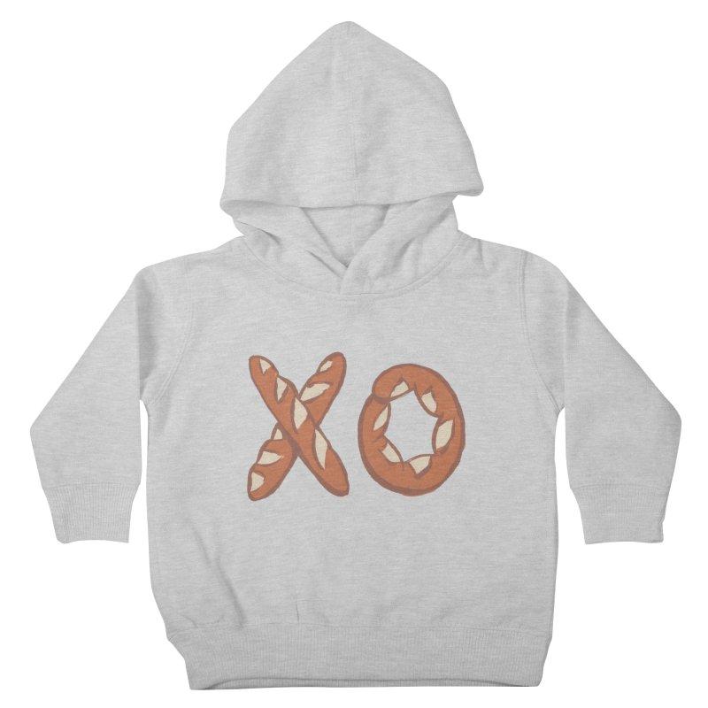 XO Kids Toddler Pullover Hoody by Matt MacFarland