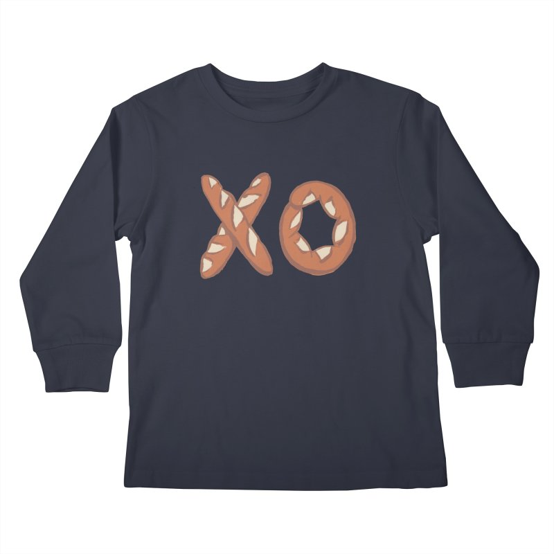 XO Kids Longsleeve T-Shirt by Matt MacFarland