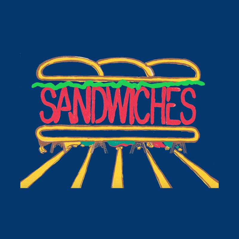 The Last Sandwich Women's Longsleeve T-Shirt by Matt MacFarland