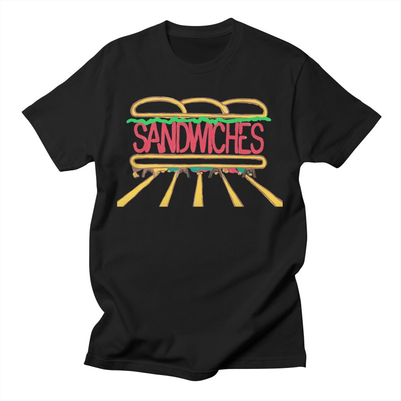 The Last Sandwich Men's T-Shirt by Matt MacFarland
