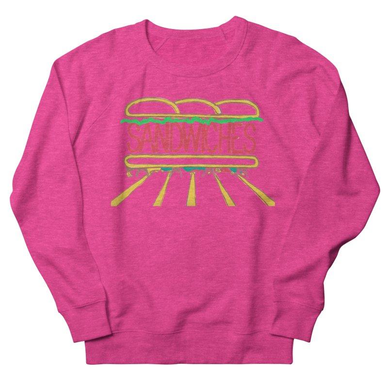The Last Sandwich Men's French Terry Sweatshirt by Matt MacFarland