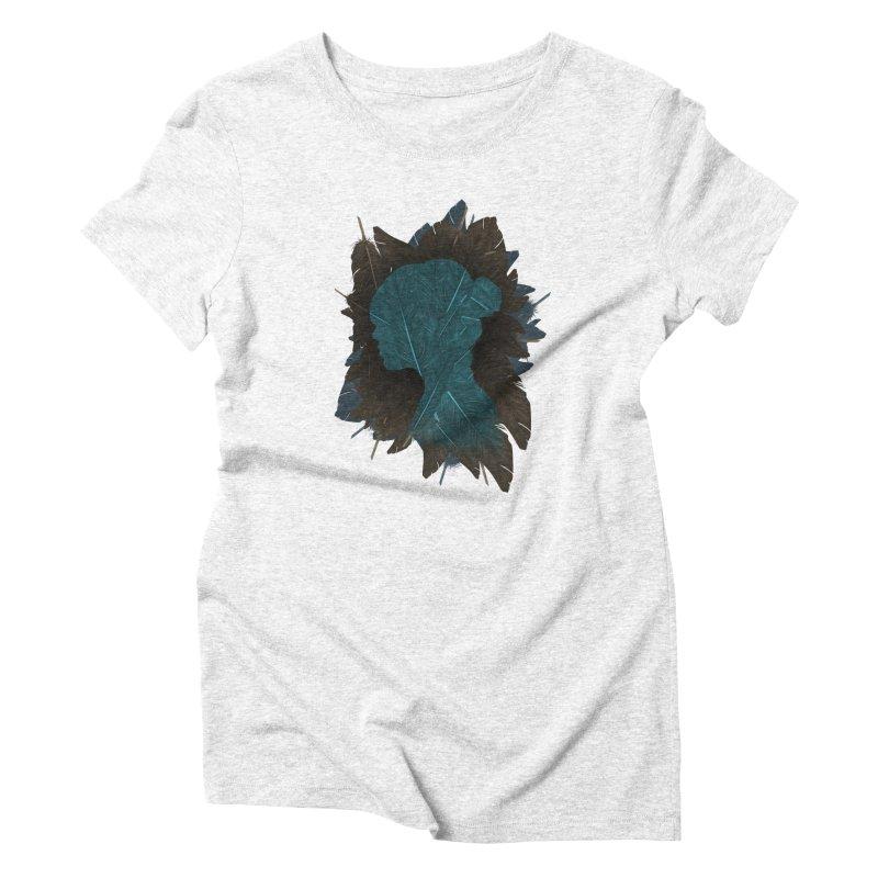 Ornithology Women's Triblend T-shirt by Matt Leyen / NiNTH WHEEL