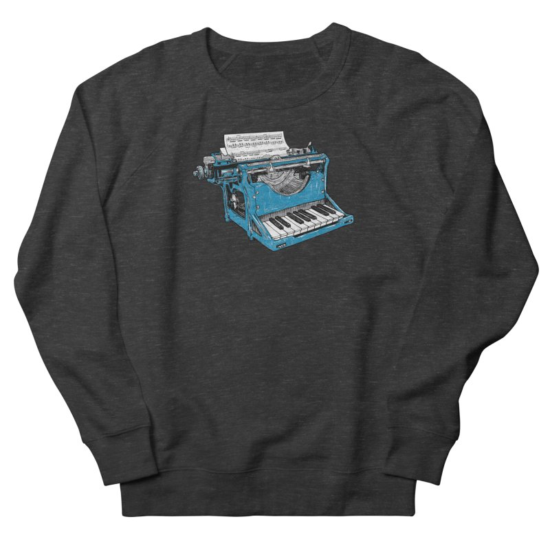 The Composition Women's Sweatshirt by Matt Leyen / NiNTH WHEEL