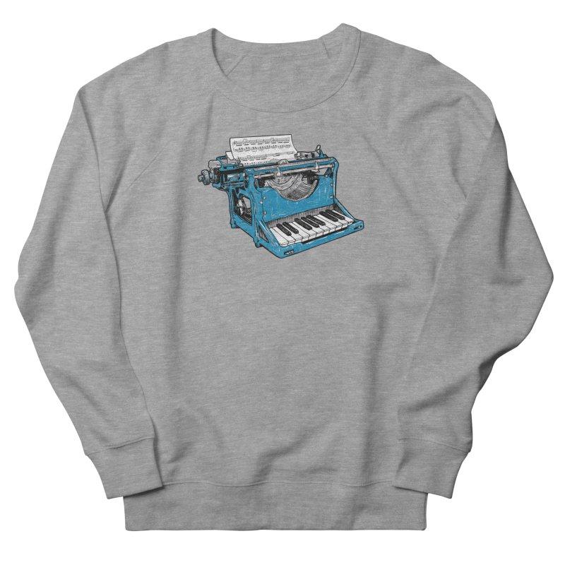 The Composition Men's Sweatshirt by Matt Leyen / NiNTH WHEEL