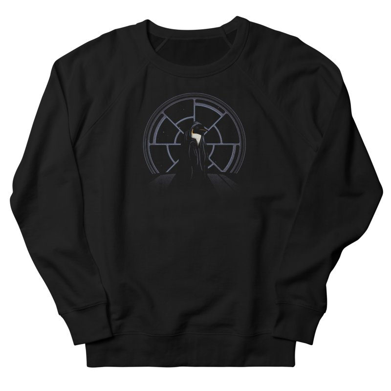 The Emperor Women's Sweatshirt by Matt Leyen / NiNTH WHEEL