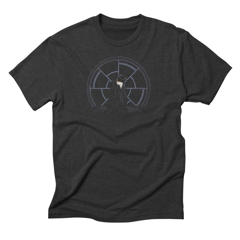 The Emperor Men's Triblend T-Shirt by Matt Leyen / NiNTH WHEEL