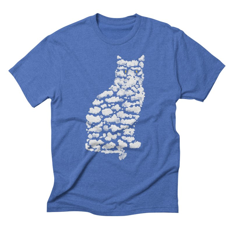 Thundercat Men's Triblend T-shirt by Matt Leyen / NiNTH WHEEL