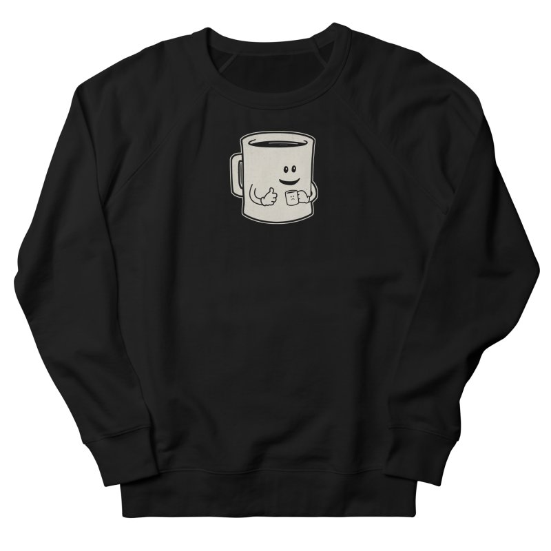 Mugged Women's Sweatshirt by Matt Leyen / NiNTH WHEEL