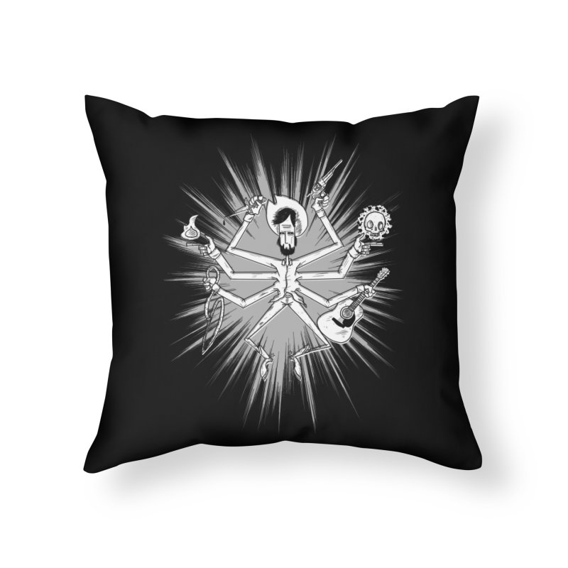 Six Schutar Home Throw Pillow by Maat Haas: The Shop