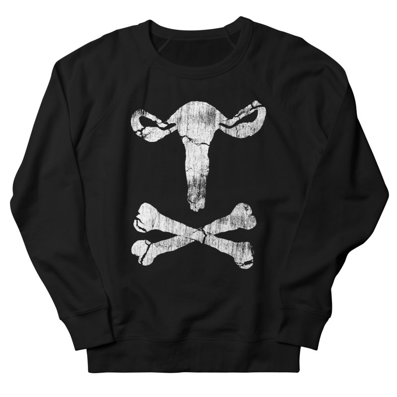 skullvaries Men's French Terry Sweatshirt by Maat Haas: The Shop