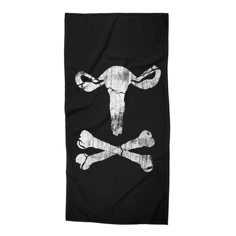 skullvaries Accessories Beach Towel by Maat Haas: The Shop