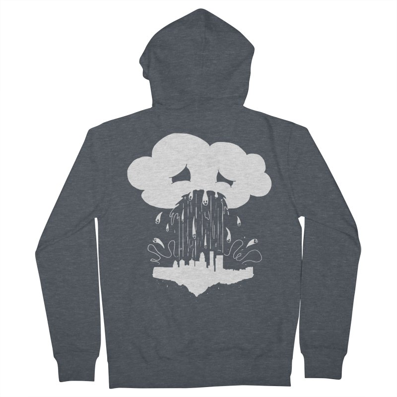 Cloudsick Women's French Terry Zip-Up Hoody by Maat Haas: The Shop