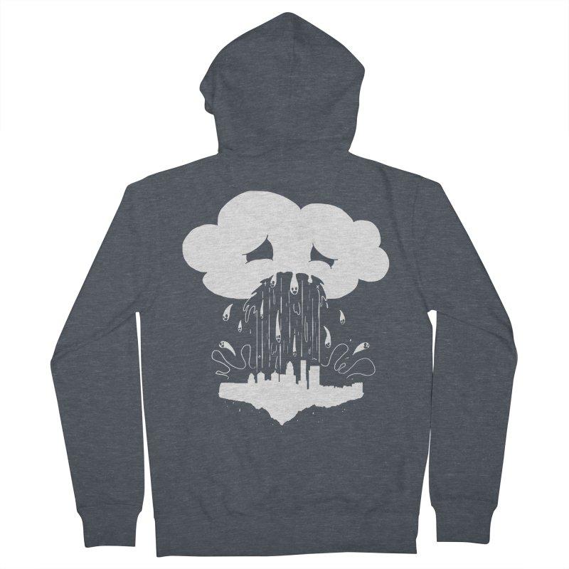 Cloudsick Men's Zip-Up Hoody by Maat Haas: The Shop