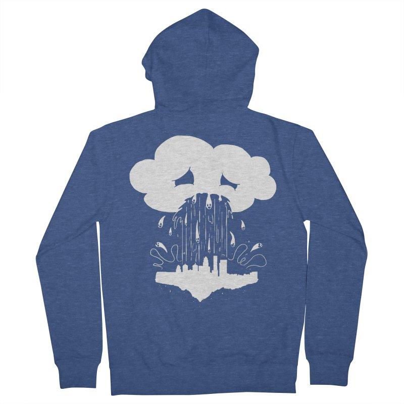 Cloudsick Men's French Terry Zip-Up Hoody by Maat Haas: The Shop