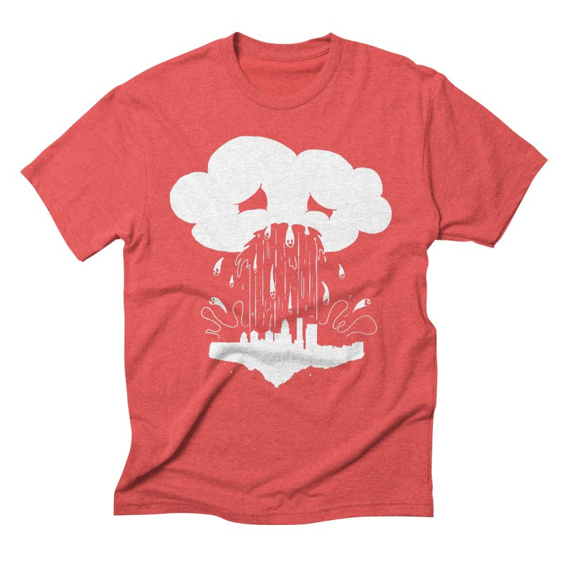 Cloudsick Men's Triblend T-Shirt by Maat Haas: The Shop