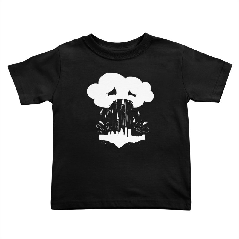 Cloudsick Kids Toddler T-Shirt by Maat Haas: The Shop