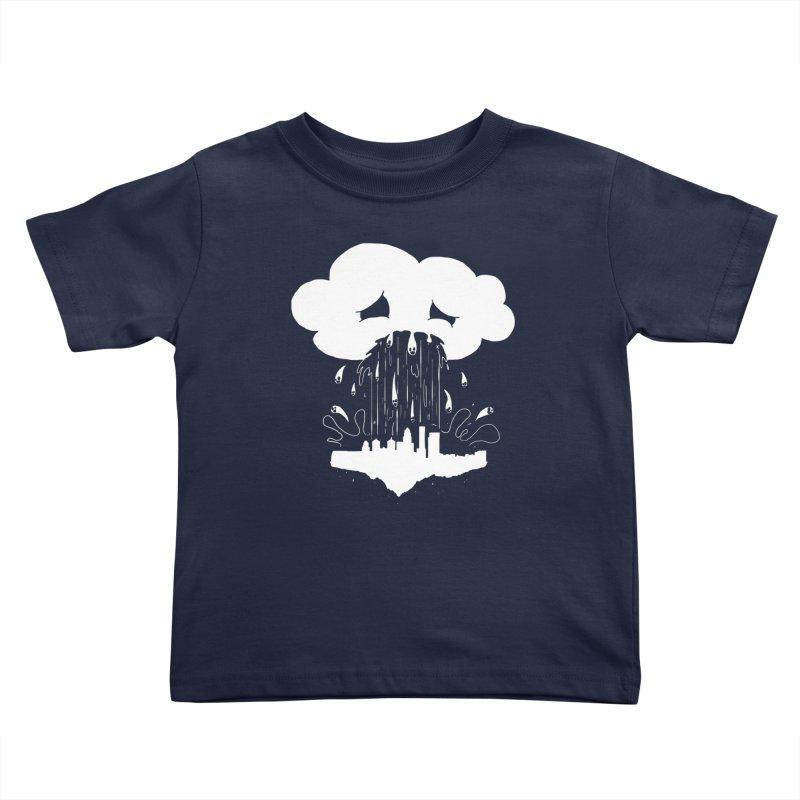 Cloudsick Kids Toddler T-Shirt by Maat Haas: The Shop
