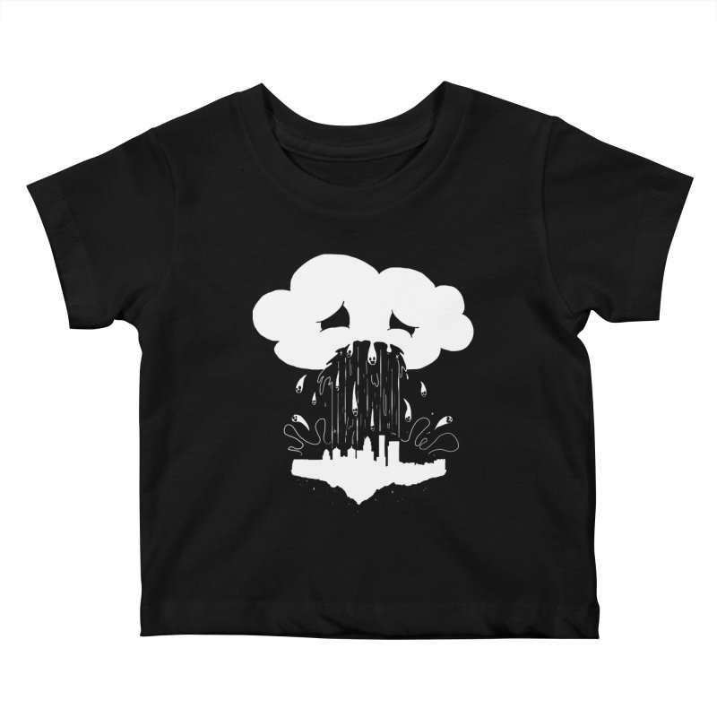 Cloudsick Kids Baby T-Shirt by Maat Haas: The Shop