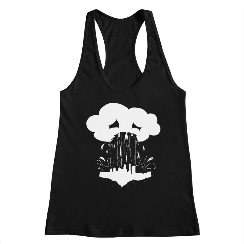 Cloudsick Women's Tank by Maat Haas: The Shop