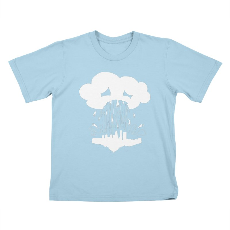 Cloudsick Kids T-Shirt by Maat Haas: The Shop