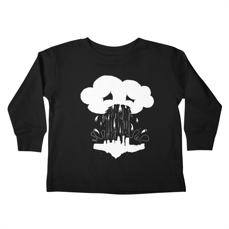 Cloudsick Kids Toddler Longsleeve T-Shirt by Maat Haas: The Shop