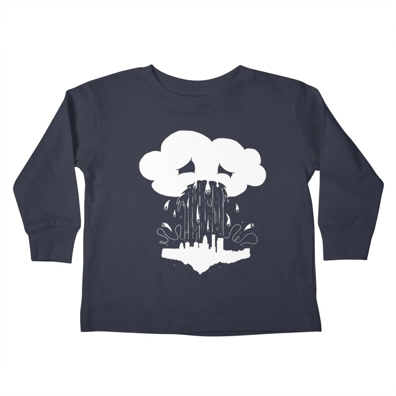 Cloudsick Kids Toddler Longsleeve T-Shirt by Maat Haas: The Shop