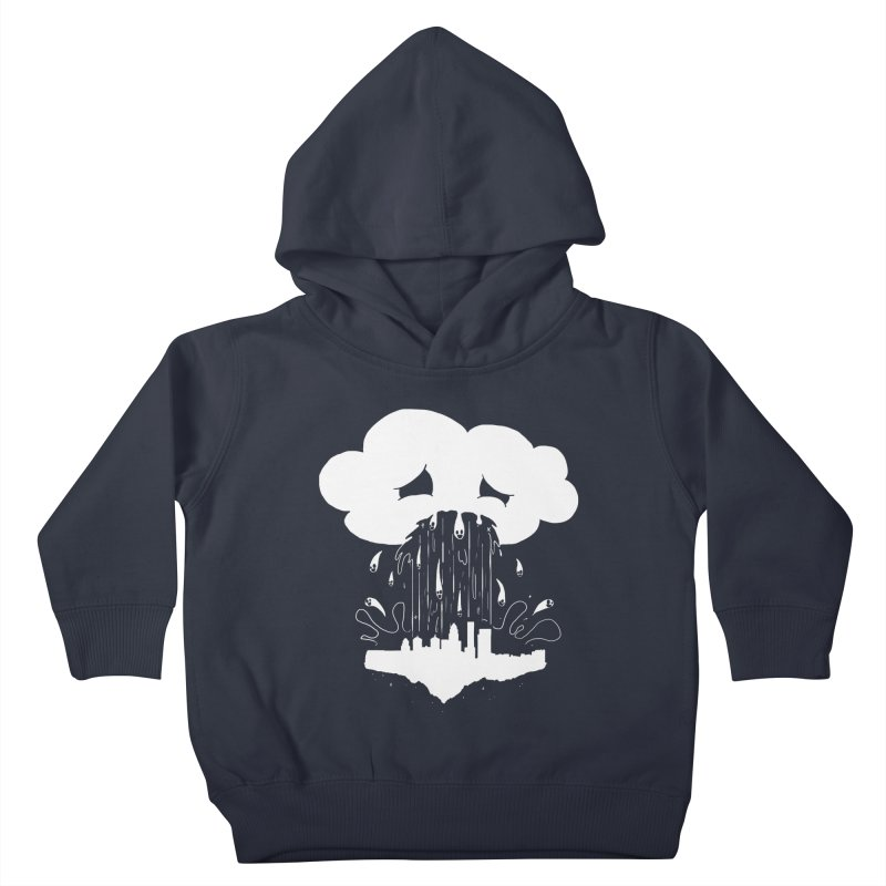 Cloudsick Kids Toddler Pullover Hoody by Maat Haas: The Shop