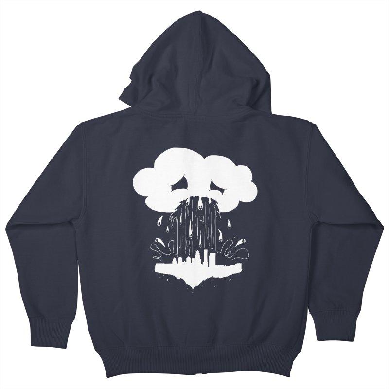 Cloudsick Kids Zip-Up Hoody by Maat Haas: The Shop