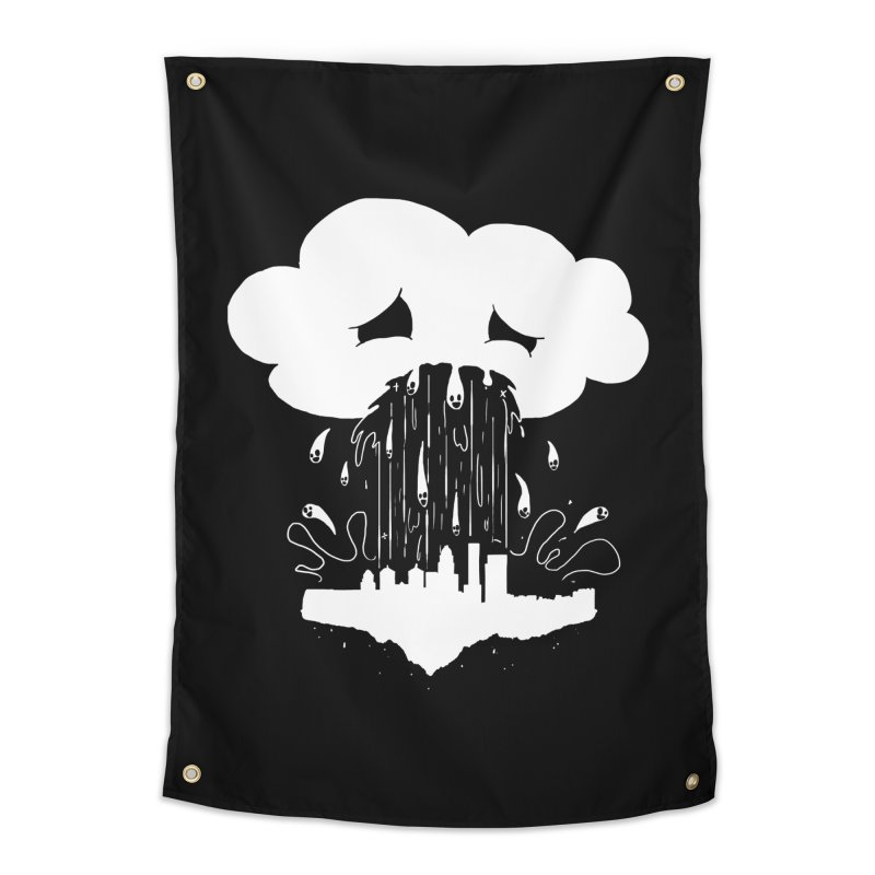 Cloudsick Home Tapestry by Maat Haas: The Shop