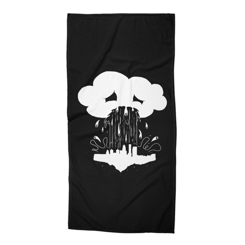 Cloudsick Accessories Beach Towel by Maat Haas: The Shop