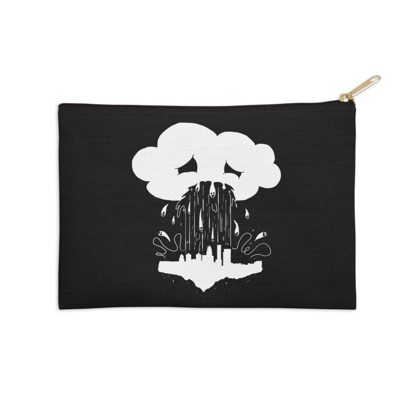 Cloudsick Accessories Zip Pouch by Maat Haas: The Shop