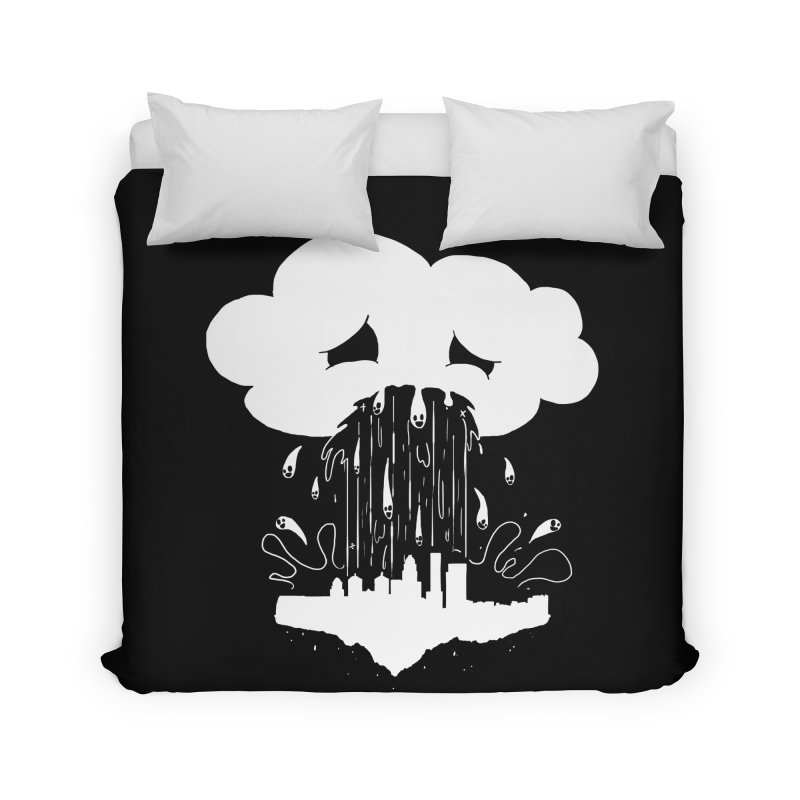 Cloudsick Home Duvet by Maat Haas: The Shop