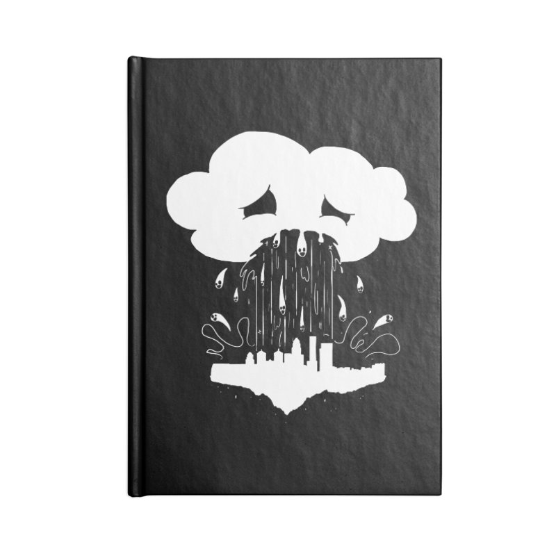 Cloudsick Accessories Notebook by Maat Haas: The Shop