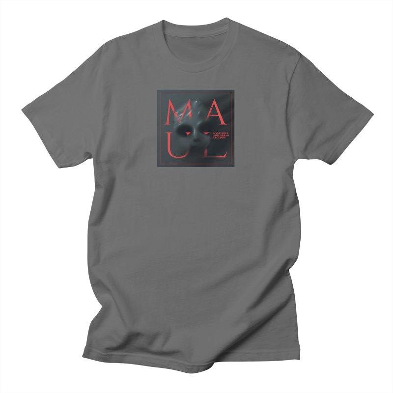 MAUL New Icon Men's T-Shirt by maulpodcast's Artist Shop