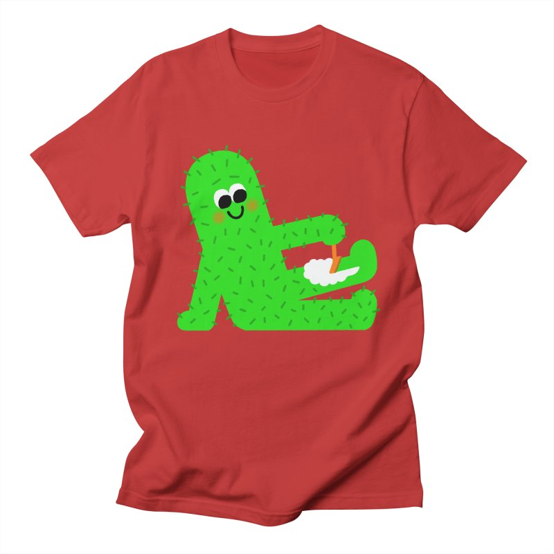 Spiky Legs Men's Regular T-Shirt by Mauro Gatti House of Fun