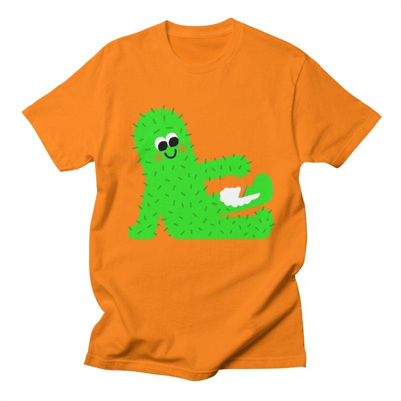 Spiky Legs Women's Regular Unisex T-Shirt by Mauro Gatti House of Fun