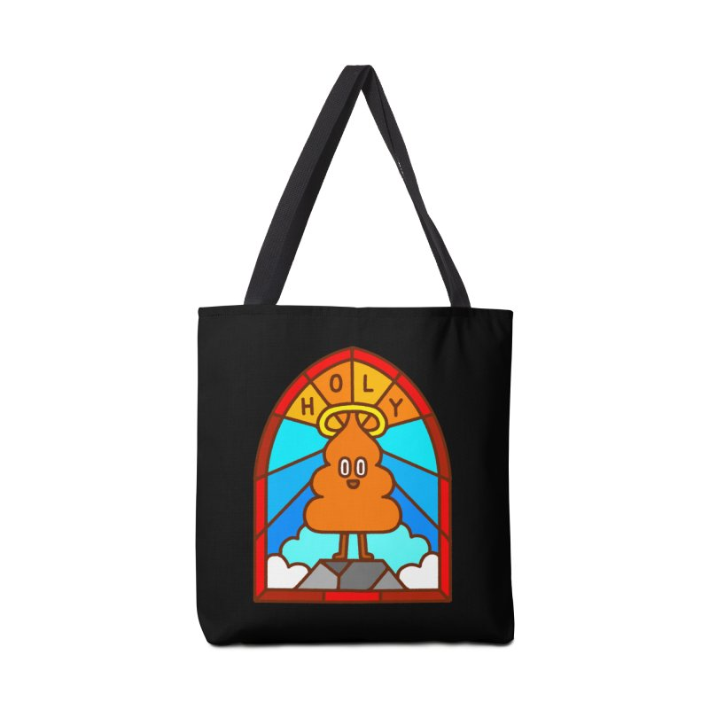 Holy S**t Accessories Tote Bag Bag by Mauro Gatti House of Fun