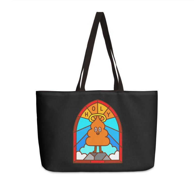 Holy S**t Accessories Weekender Bag Bag by Mauro Gatti House of Fun