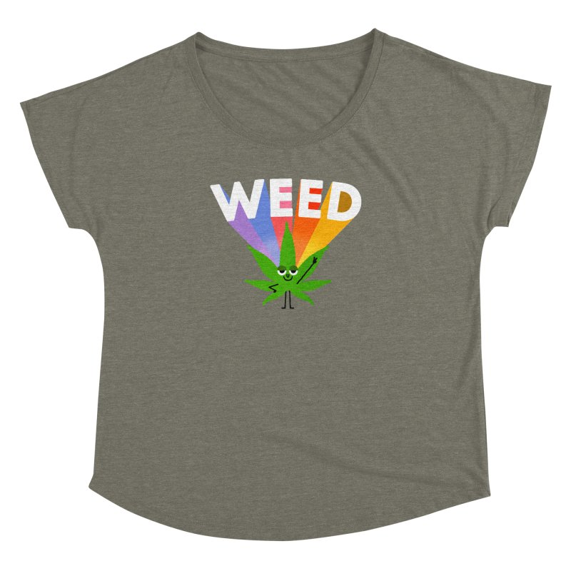 Weed Women's  by Mauro Gatti House of Fun