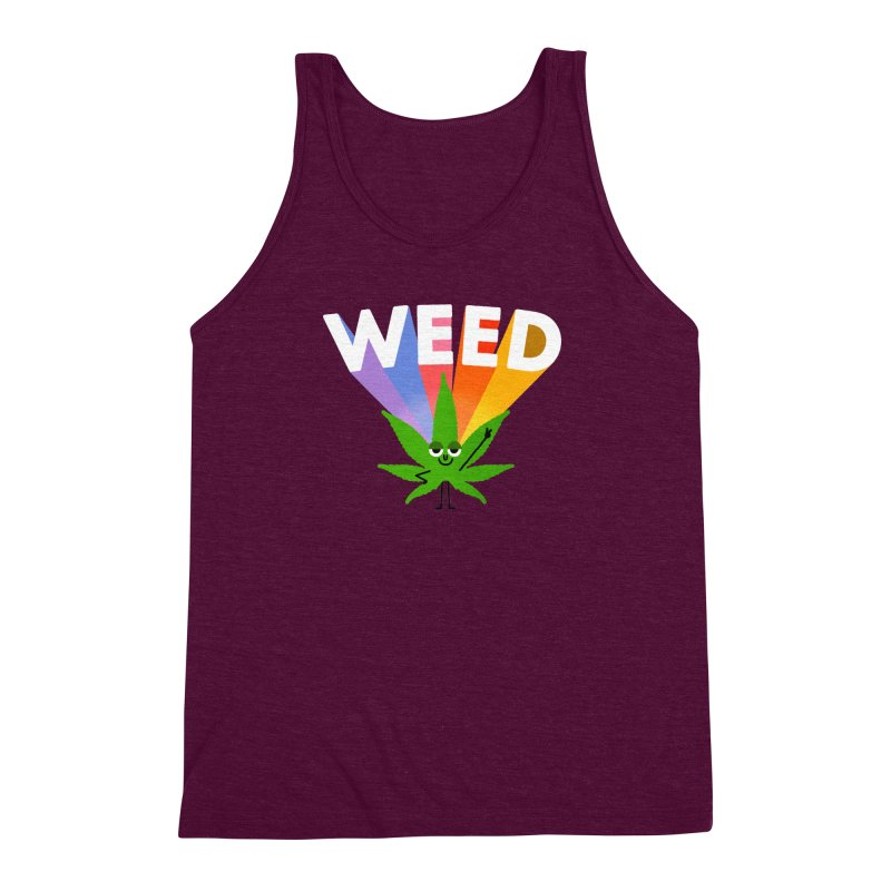 Weed Men's  by Mauro Gatti House of Fun