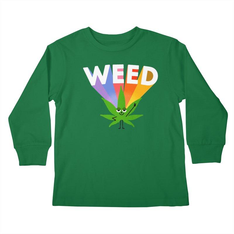 Weed Kids  by Mauro Gatti House of Fun