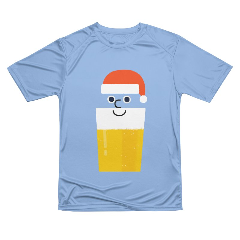 Beery Christmas Women's T-Shirt by Mauro Gatti House of Fun
